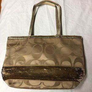Coach Tote bag F17574